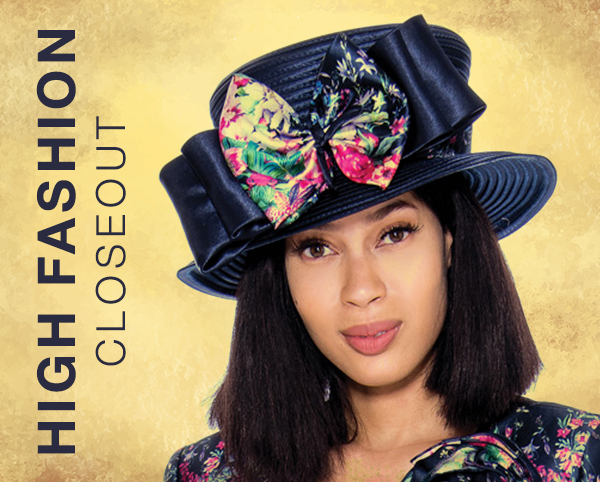 High Fashion Closeout Designer Hats 2020