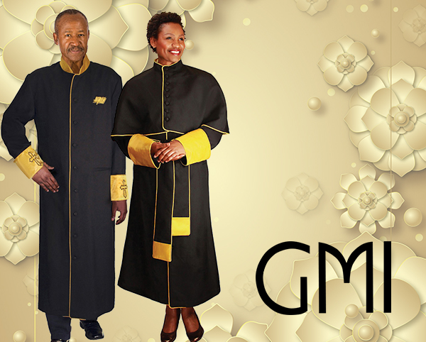 GMI Church And Choir Robes And Group Suits 2020
