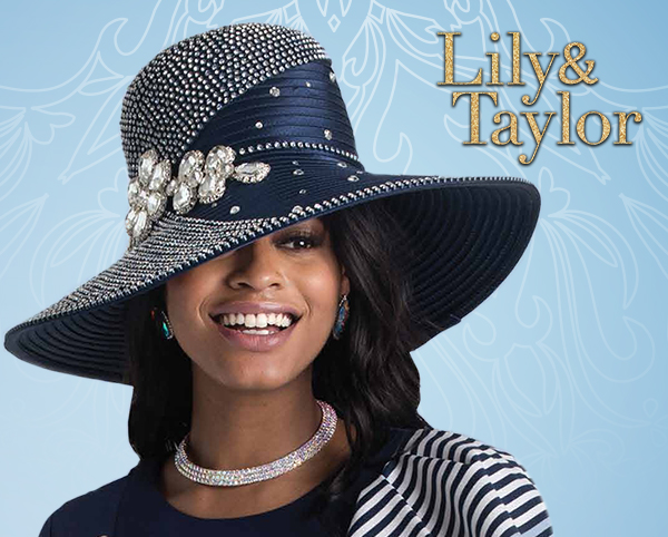 Lily And Taylor Designer Hats 2020