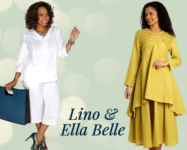 Lino And Ella Belle Linen Sets 2020