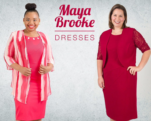 Maya Brooke Dresses 2020