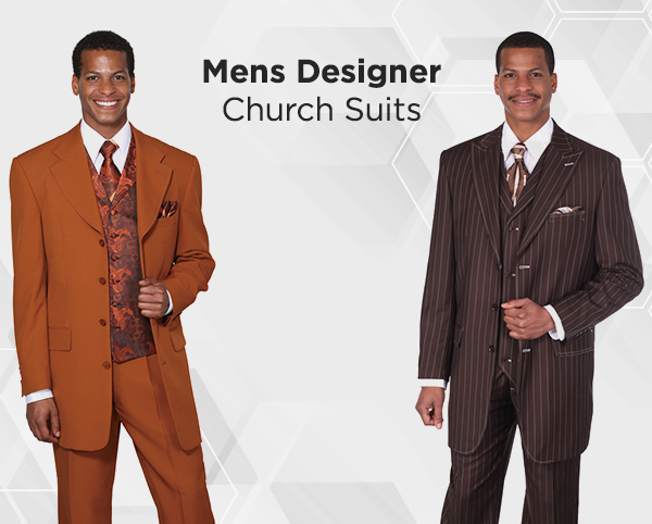 Mens Designer Church Suits 2020