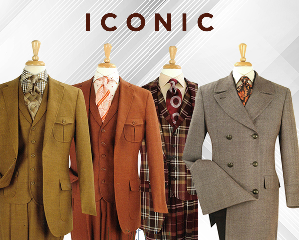 Iconic Designer Mens Suits 2020
